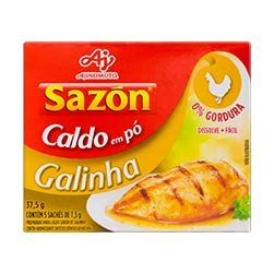 Caldo Sazon