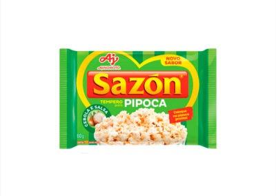 5468 SAZON PIPOCA CEBOLA E SALSA FLOP C/48X60GR