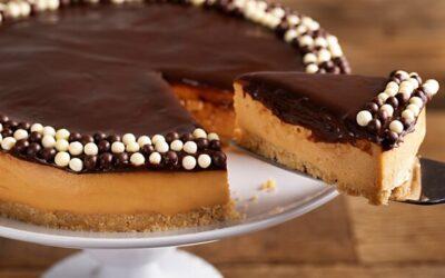 CHEESE CAKE DE DOCE DE LEITE